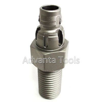Core Drill Adapter - Convert Hilti Bi Chuck To 1-14-7 Male Threads - 6 Slot