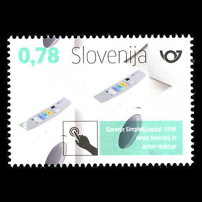 "Slovenia 2017 - Industrial Design ""Gorenje Washing Machine"" - MNH for sale  Shipping to Nigeria"