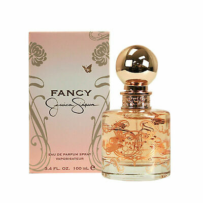 Fancy By Jessica Simpson 3.4 Oz EDP Spray New In Box Sealed Perfume For Women