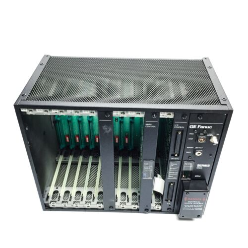 GE FANUC IC600CP620L PROGRAMMABLE CONTROLLER SERIES SIX 11 SLOT RACK 115-230V