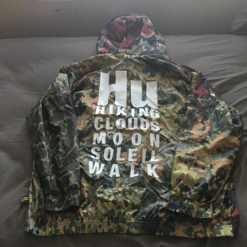 Adidas Originals Pharrell Williams Hu Windbreaker Jacket
