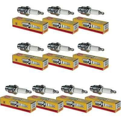 10X Original NGK Zündkerze B7HS für Renault Ford Porsche für BMW Fiat Borgward - Serie Single Line