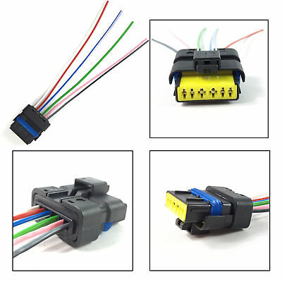 RENAULT PEUGEOT HEADLIGHT/ FUEL FILTER/ FLOWMETER EXTENSION WIRING HARNESS LOOM