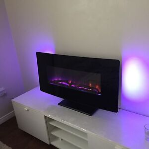 Awesome fire place