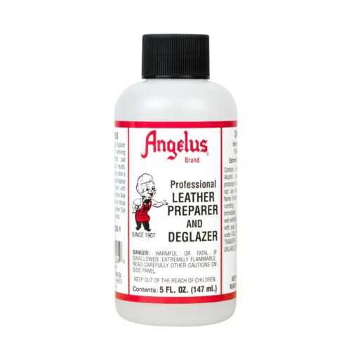 Angelus Professional Leather Preparer And Deglazer 4oz