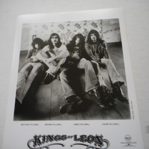 Kings Of Leon  Publicity Photo