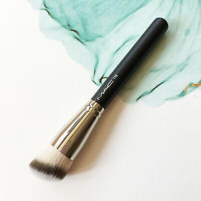 170 Synthetic Rounded Slant Foundation Brush - Brand New