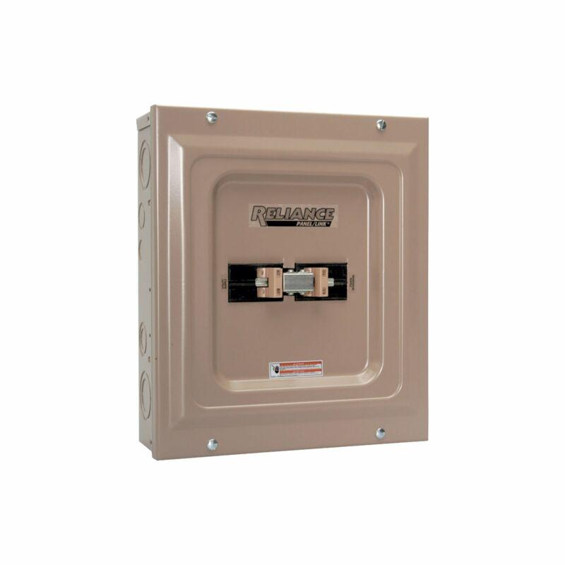 Reliance Generator Transfer Switch-100 Amp 240V #TCA1006D
