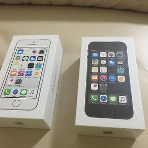 iPhone 5s brand new sealed x2 Oatlands Parramatta Area Preview