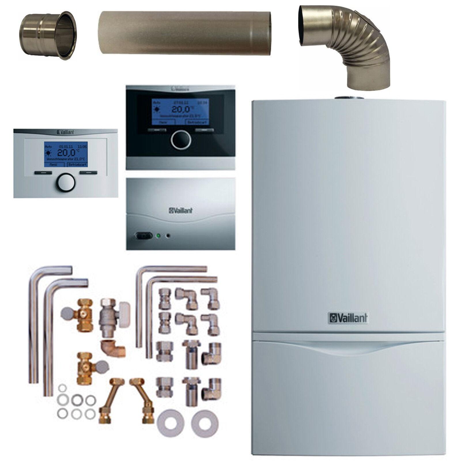 buderus gas brennwert therme gb172 set abgassystem. Black Bedroom Furniture Sets. Home Design Ideas