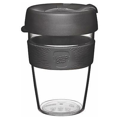 KeepCup Original Clear Edition Reusuable Coffee Cup Travel Mug 340ml 12oz Origin