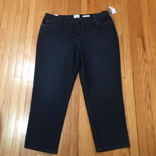 Just My Size by Hanes Classic Fit Women's Jeans Straight L
