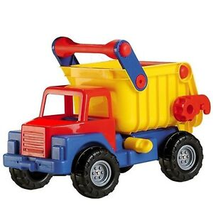 Polesie 37909 Wader Truck No 1. - Großer LKW-Kipper, 80 cm extra stabil