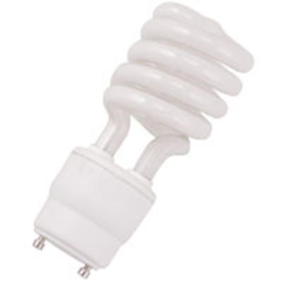 Halco 26W Spiral 4100K GU24 ProLume CFL26/41/GU24 26w 120v CFL Cool White  Lamp  ()