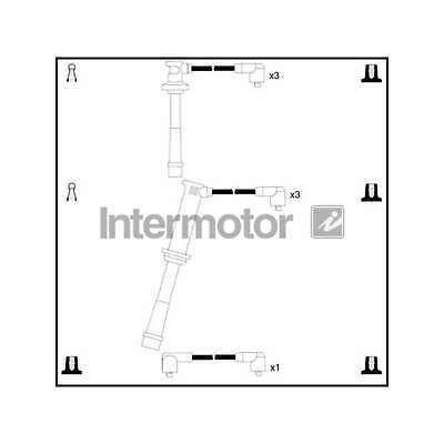 Genuine Intermotor Ignition Cable Kit - 76300