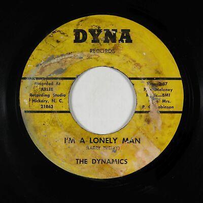 Northern Soul 45 - Dynamics - I'm A Lonely Man - Dyna - mp3 - rare!