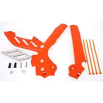 KTM Rahmenschutz Set Orange EXC SX SX-F    7720309400004 online kaufen