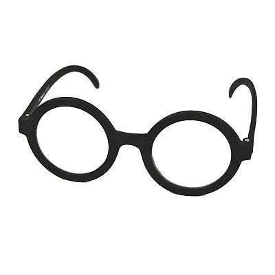 Kids Round Waldo Harry Potter School Boy Nerd Spectacles Cosplay Costume Glasses