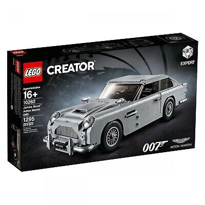 LEGO (10262) Creator Expert James Bond Aston Martin DB5 1:8 * BNIB * Goldfinger