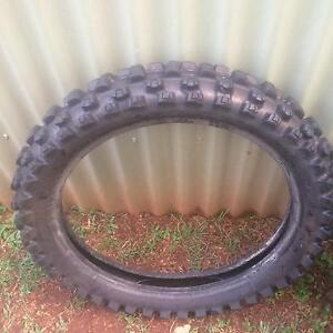 5 X Trailbike Tyres! Woody Point Redcliffe Area Preview