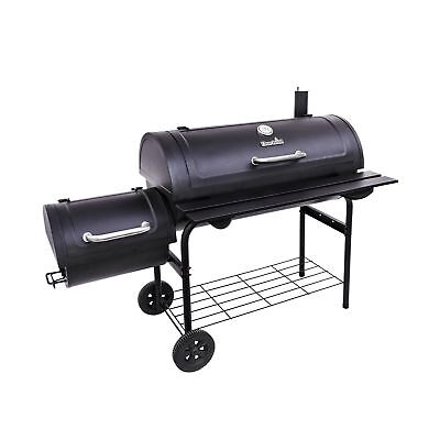 """Char-Broil Deluxe Offset Smoker, 40"""" 40"""" Offset Deluxe"""