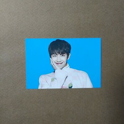 BTS THE WINGS TOUR MINI Photocard VER.1 [RM 1/8]
