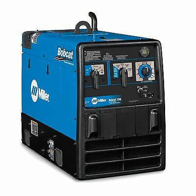 Miller Bobcat 250 Kohler Welder/Generator (907500001)