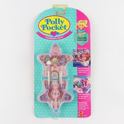 POLLY POCKET 1992 Fashion Fun *NEW & SEALED*