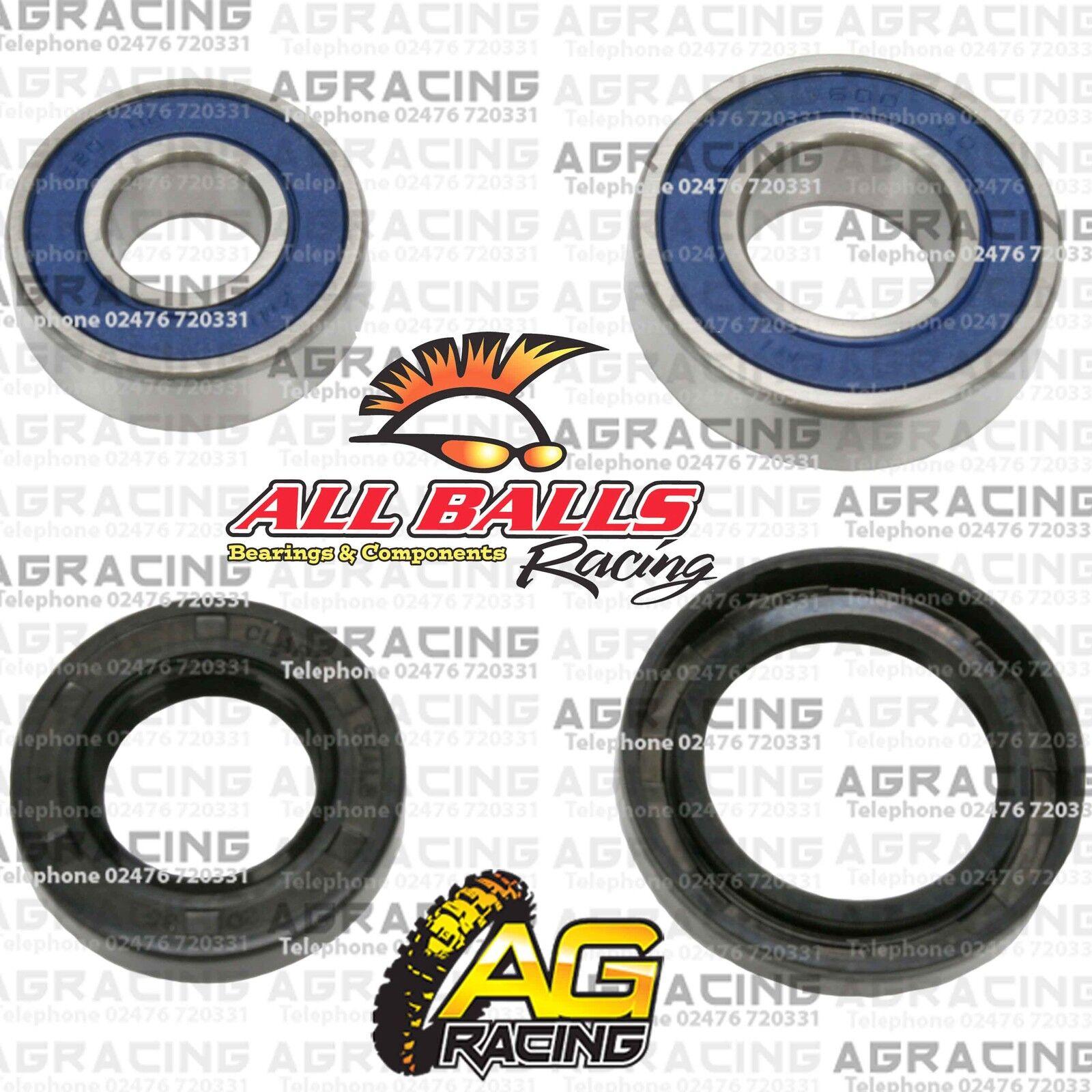 2008-2014 Kawasaki Kfx450r All Balls Front Wheel Bearings Seals Kfx450 25-1035