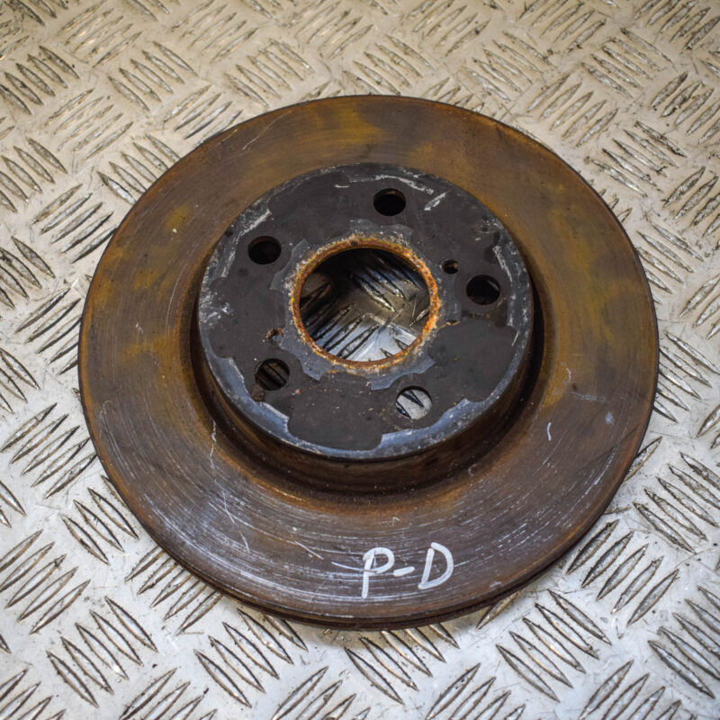 LEXUS CT 200h A10 Front Right Brake Disc 1.8 Petrol/Electric 2014