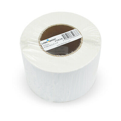 Labels For Primera Lx900 Printer 4 X 4 800 Glossy Labels Per Roll