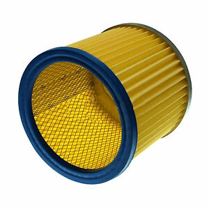 Filter Cartridge For Earlex Combivac Powervac WD1000, WD1100 Wet & Dry Vacuums