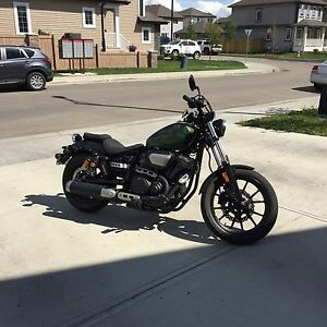 2014 Yamaha Bolt with low Kms.