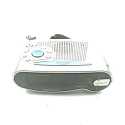 EMERSON Smart Set Alarm Clock Radio Model CKS1701 2.C5