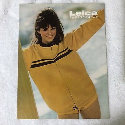 Vtg Leica Photography Magazine Back Issue 1967 Vol 20 No 2 from 1960s