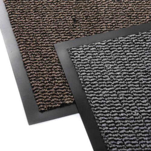 Fußmatte Schmutzfangmatte Türmatte Schmutzmatte Sauberlaufmatte 40x60-120x240cm