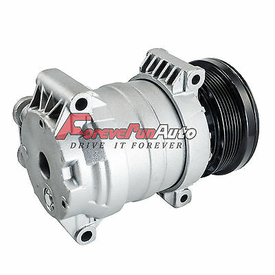 A/C Compressor with Clutch Fits Chevrolet GMC Trucks CO 20151C 1136519