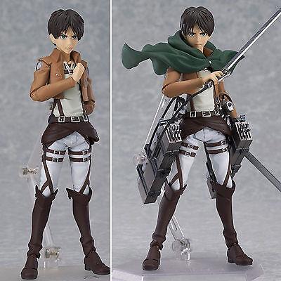 Attack on Titan Eren Yeager Shingeki no Kyojin Action Figur Figuren Sammlung Toy