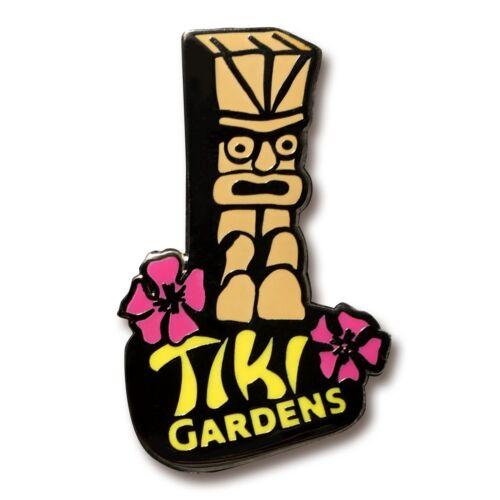 Tiki Gardens - Tiki Pin - Limited Edition Collectible Pin