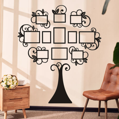 Home Decoration - Giant Family Tree Wall Sticker Vinyl Art Home Decals Room Decor Mural Branch