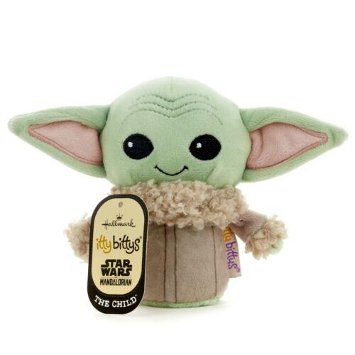 Hallmark Itty Bittys The Child Baby Yoda GROGU Star Wars The Mandalorian NWT