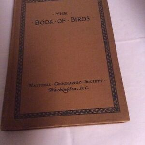 Two Books, The Book Of Birds & Canadian Water Birds