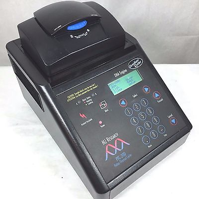 Mj Research Ptc-200 Pcr Gradient Dna Engine Thermal Cycler W96-well Alpha Block