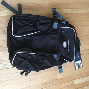 Shedrow Deluxe Riding Backpack