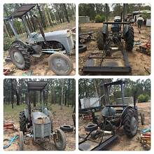 Tractor & slasher in running condition Singleton Singleton Area Preview