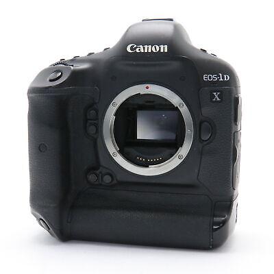 Canon EOS 1DX 18.1MP Digital SLR Camera Body shutter unit replaced 12000 shots