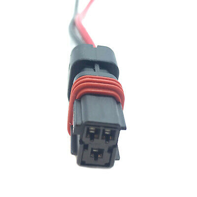 RENAULT SPEED SENSOR RELAY EXTENSION WIRING HARNESS LOOM 3 PIN CONNECTOR