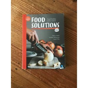 Food studies unit 1/2 textbook Noble Park Greater Dandenong Preview