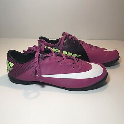 ce8c7783e Nike Mercurial Vapor Superfly III Soccer Football Cleats US 10