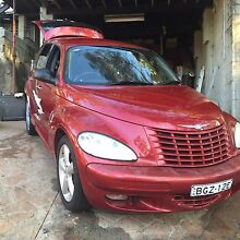 2005 Chrysler PT cruiser GT needs clutch Sylvania Sutherland Area Preview
